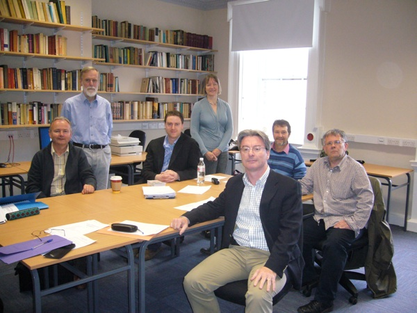 Irish Chancery Project International Advisory Board